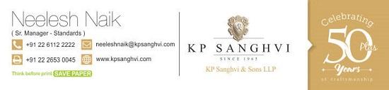 KP Sanghvi